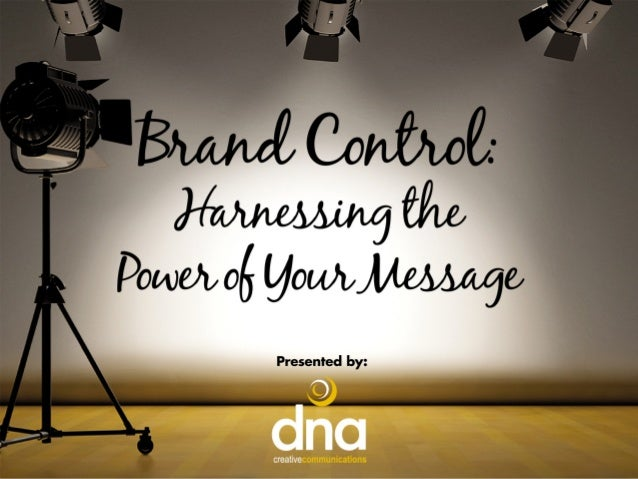 What is a Brand…• A conditional experience –something you create as anorganization