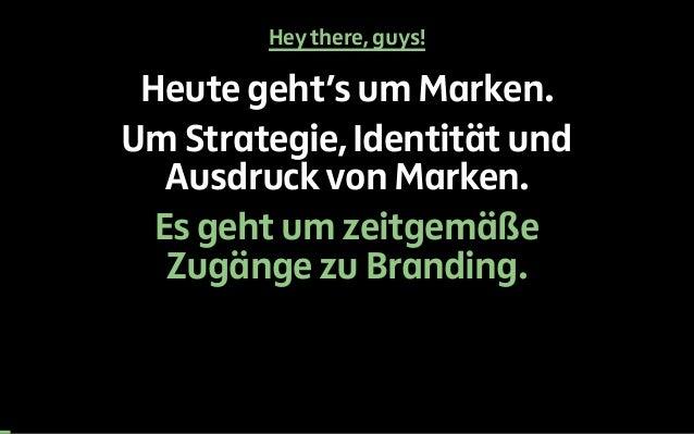 Brand Holism Lecture an der FH JOANNEUM Graz Slide 2