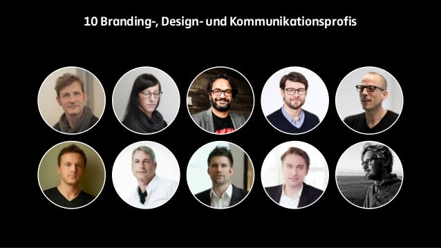 10 Branding-, Design- und Kommunikationsprofis