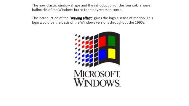 Brand Identity Of Windows Logo Coca Cola Logo And