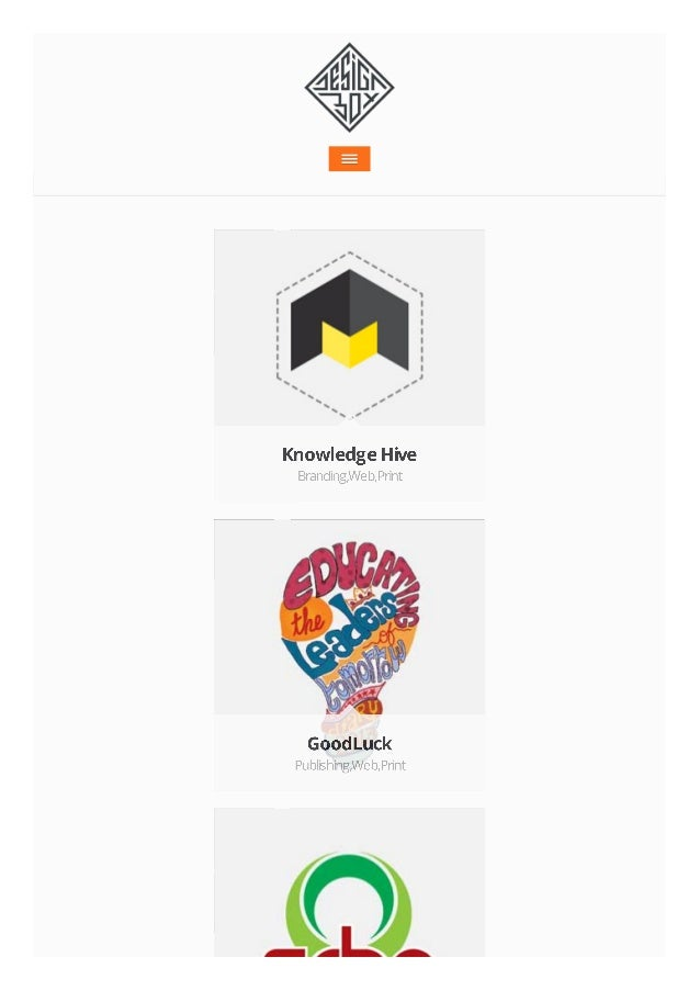 Client:Knowledge Hive Branding Print WebDesign& Development Client:GoodLuck Catalogue Illustration Typography Layouting Cl...