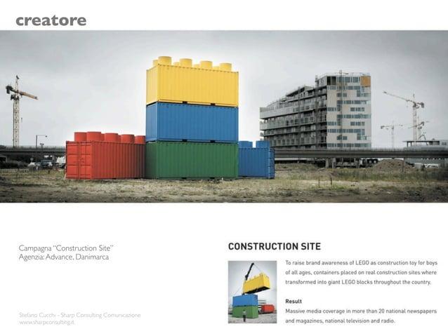 """creatoreCampagna """"Construction Site""""Agenzia: Advance, DanimarcaStefano Cucchi - Sharp Consulting Comunicazionewww.sharpcon..."""