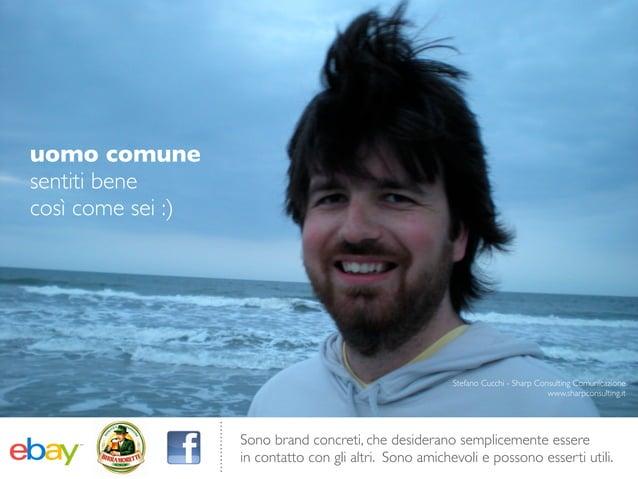uomo comunesentiti benecosì come sei :)                                                         Stefano Cucchi - Sharp Con...