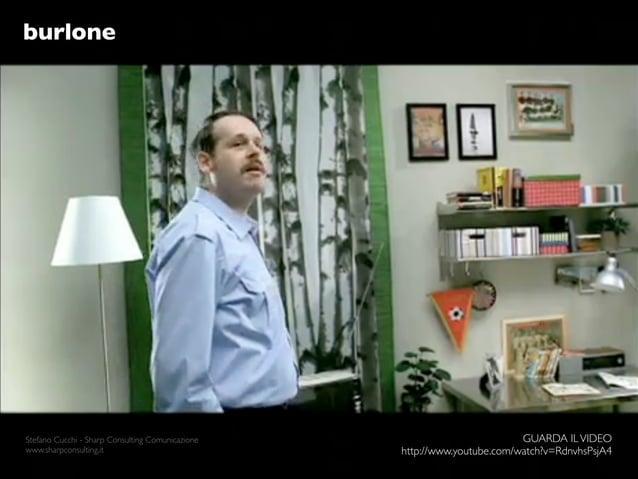 burloneStefano Cucchi - Sharp Consulting Comunicazione                           GUARDA IL VIDEOwww.sharpconsulting.it    ...