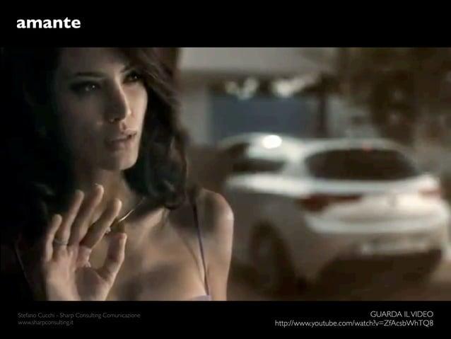 amanteStefano Cucchi - Sharp Consulting Comunicazione                              GUARDA IL VIDEOwww.sharpconsulting.it  ...