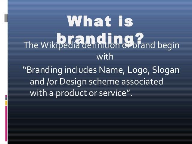 Personal Branding Slide 2