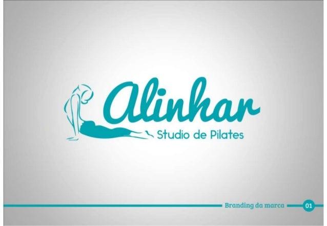 Branding - Alinhar Studio de Pilates