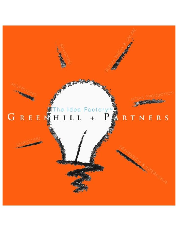 Duke Greenhill Partners - Facebook Branding - Infographics Pt 2