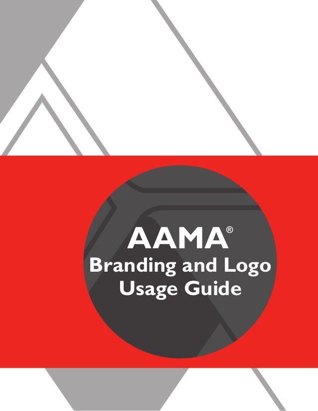 AAMA® Branding and Logo Usage Guide