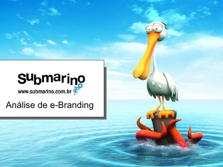 Análise de e-Branding