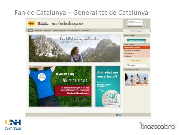 Fan de Catalunya – Generalitat de Catalunya