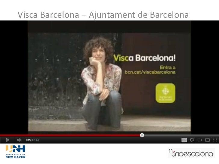 Visca Barcelona – Ajuntament de Barcelona