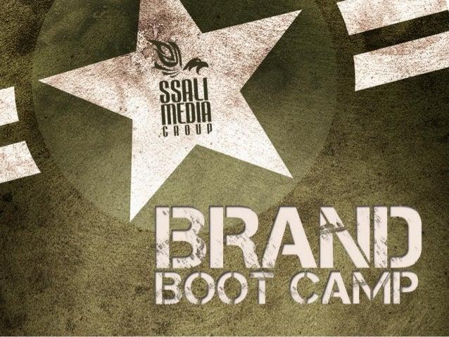 Branding Bootcamp 2014 | ssalimediagroup.com