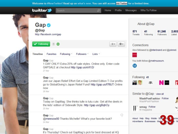 Branding experience trends   marcos hiller - twitcam Slide 39