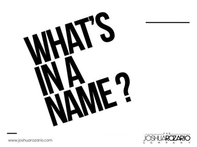 Branding, Naming & Positioning Your Startup