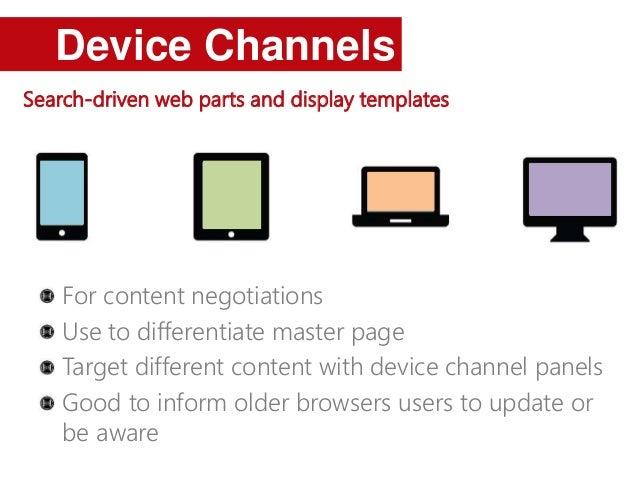 Branding SharePoint 2013 slideshare - 웹