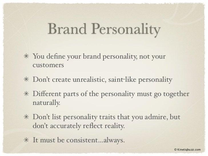 Describe your personality essay