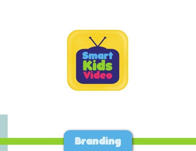 Branding Video Kids Smart