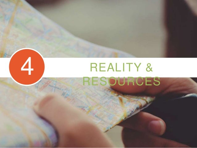 REALITY & RESOURCES 4