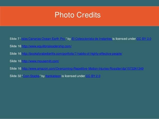 """Photo Credits Slide 7 """"Islas Canarias Ocean Earth Pro """" by El Coleccionista de Instantes is licensed under CC BY 2.0 Slide..."""