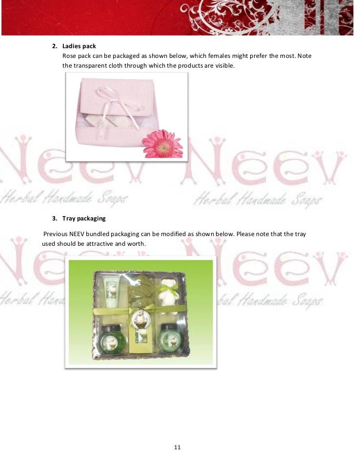 2. Ladies pack      Rose pack can be packaged as shown below, which females might prefer the most. Note      the transpare...