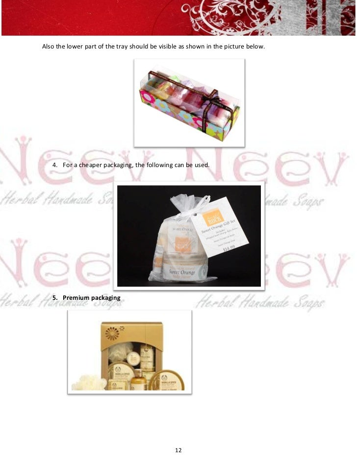 Also the lower part of the tray should be visible as shown in the picture below.   4. For a cheaper packaging, the followi...
