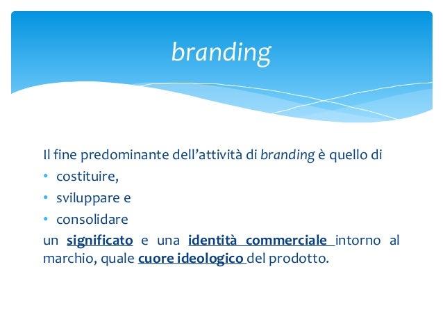 Branding vita e conflitti del marchio: il punto di vista legale Slide 3