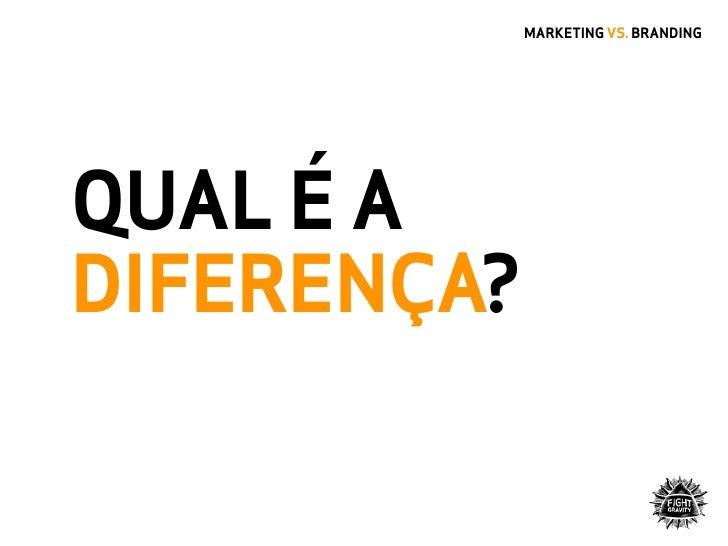Branding Vs Marketing - Brand Design - Brandia Central Slide 3