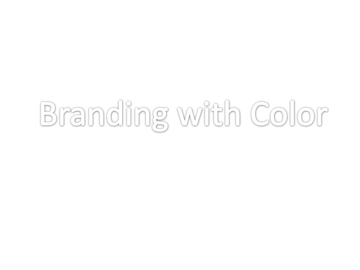 Brand Advertising - advertising that aims tobuild an image.Brand - is the accumulation of all the tangibleand intangible q...