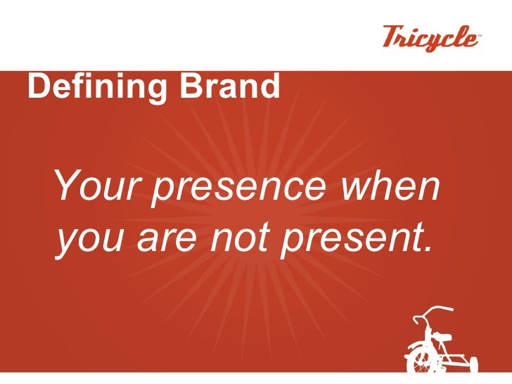 Branding You Slide 3
