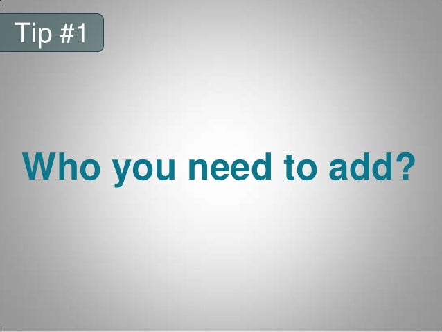 Tip #4 Apply for suitable jobs