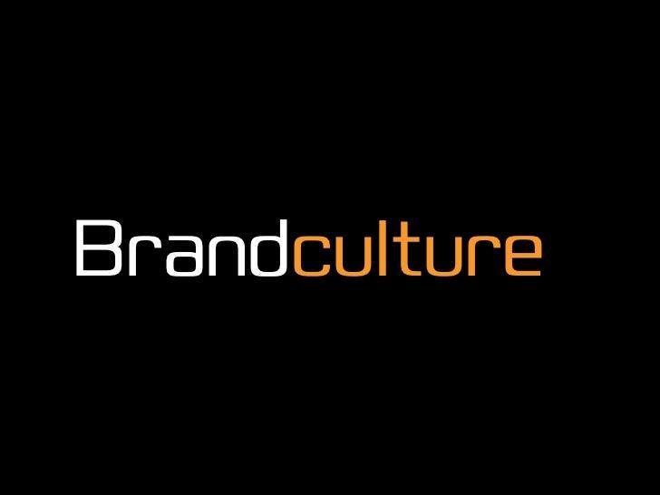 Brandculture