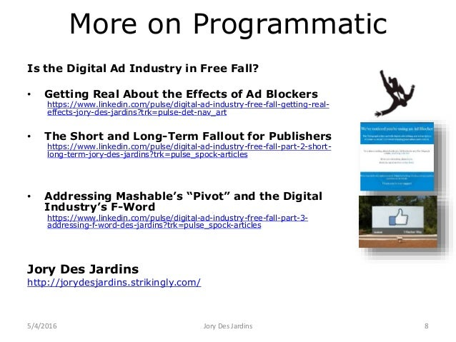 Programmatic Advertising The State Of The Industry
