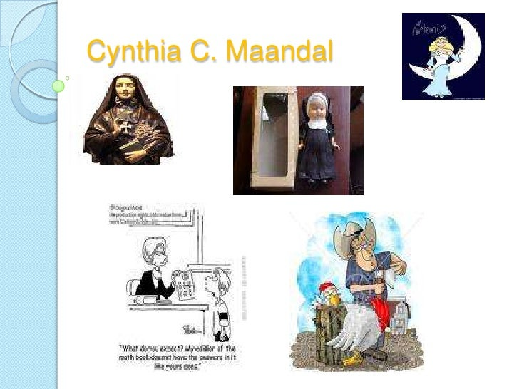 Cynthia C. Maandal<br />