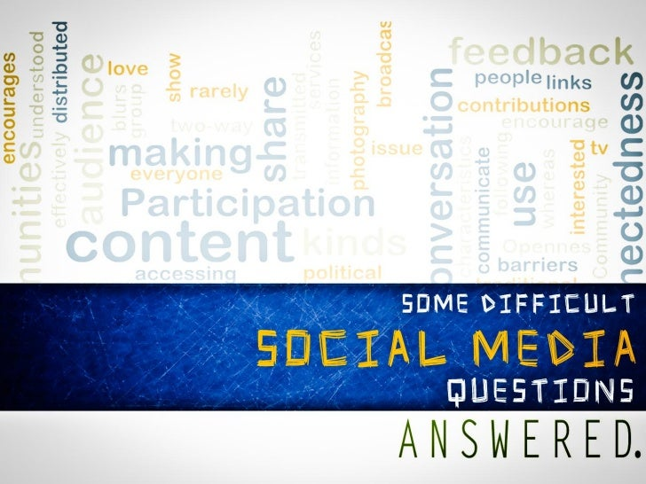 Social Media is definitely about quality of voice butcan it compare with traditional media (print) on share               ...