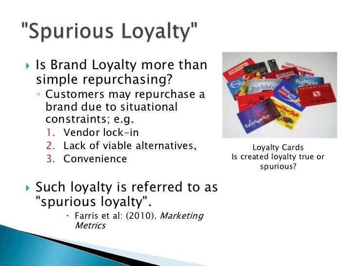 a case for brand loyalty Brand research | brand loyalty & satisfaction market research vendors that study and evaluate levels of brand loyalty and brand satisfaction.