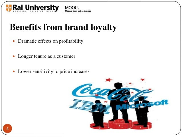 brand equity and customer loyalty Moreover he experimented that brand equity has two kinds of brand strength which are mostly focused brand loyalty is one of them that are empirically captured via such actions as proposal, partiality, and customer.