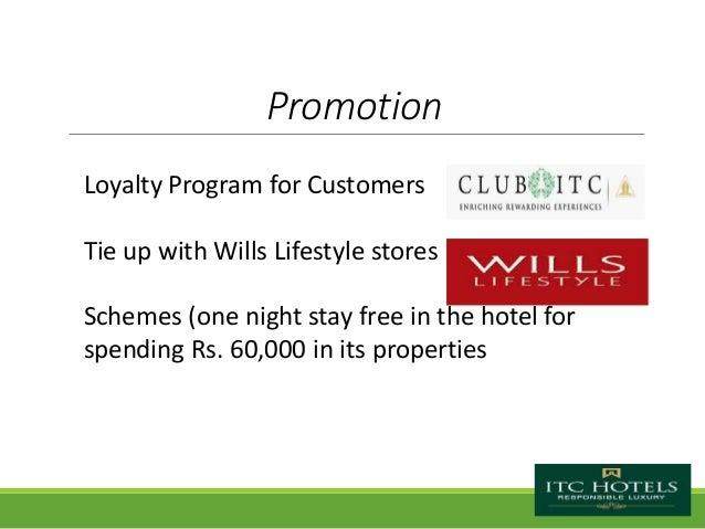Brand Management Itc Hotels
