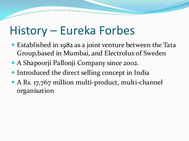 history of eureka forbes Compare eureka forbes 800 watt price list in online sites shop for best forbes vacuum cleaner in india buy latest easy clean vacuum cleaner @ rs 2,600.