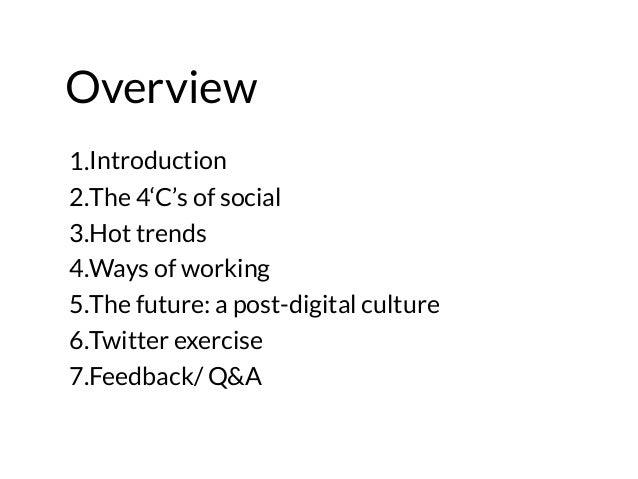 Brand Management For A Social Age Slide 2