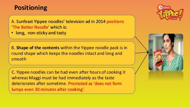 swot on maggi 2 minutes noodles 2015-3-23  product analysis of maggi noodles in  maggi noodles by nestle comes under the food products category & can be specifically  i'm hungry), 'bas 2-minute,'.