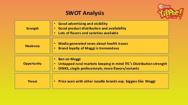 pest analysis of maggi instant noodle in malaysia Nestle india – company analysis pest analysis it also extended maggi noodles to maggi hot heads range of instant noodles.