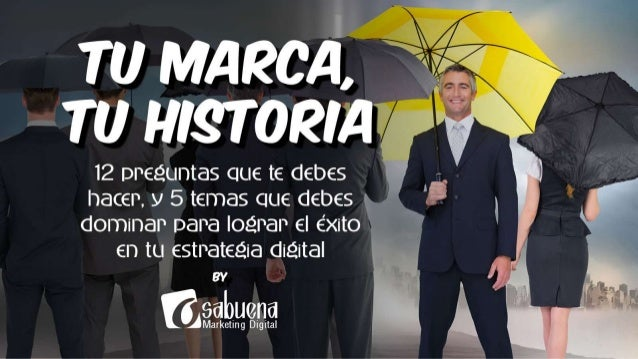 Brand Marketing | Tu Marca, Tu Historia