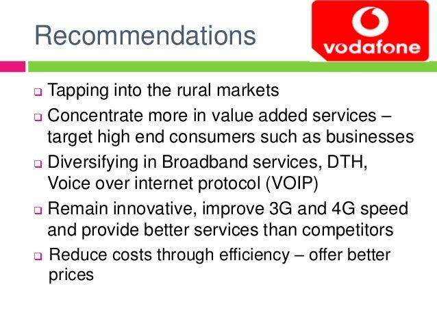 Vodafone Group plc, telecom company
