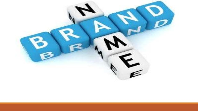 Brand •Abrandis not ranking •It is about the approachand not about being excellent •Abrandis about culture andmindset of t...