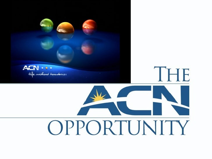 Image result for ACN provides a business opportunity