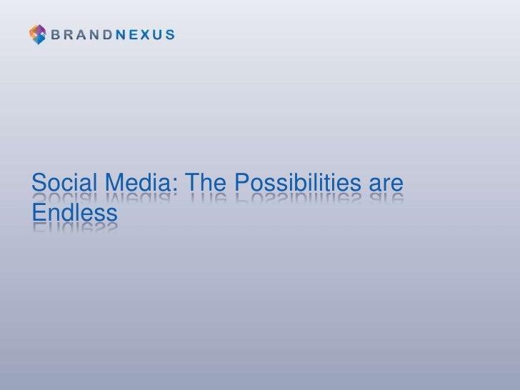 Unleashing the Power of Social Media - Social Marketing Strategies Slide 2