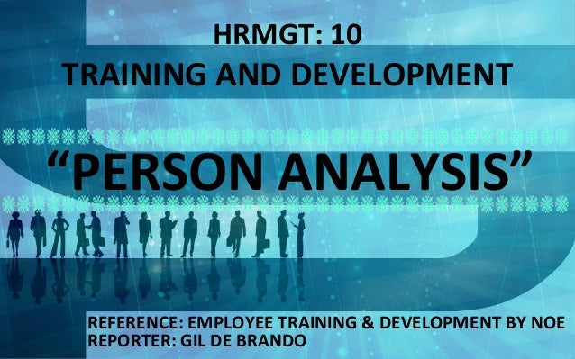 hrm training development Training and development and other hrm functions training may permit hiring less-qualified applicants selection effective selection may reduce training needs training aids in the achievement of performance performance appraisal a basis for assessing training needs and results training and development may lead to higher pay compensation.