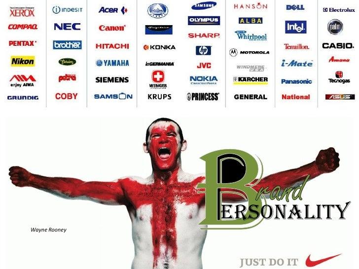 ERSONALITY Wayne Rooney
