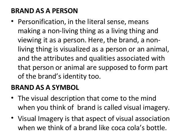 brand personality 6